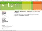 VITEM Vital-Empowerment GmbH